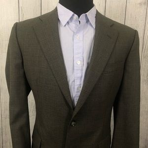 Brooks Brothers 42L Brown 2-Button Sports Coat